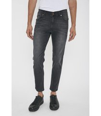 jean negro airborn black on slim fit