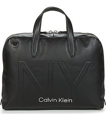 aktetas calvin klein jeans shaped laptop bag