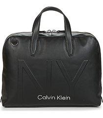 aktetas calvin klein jeans shaped laptop bag
