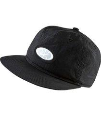 gorra nike nikelon retro - negro