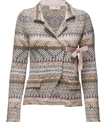 lovely knit jacket gebreide trui cardigan beige odd molly