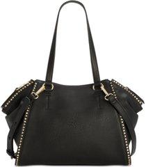 inc hazell studded shoulder bag, created for macy's