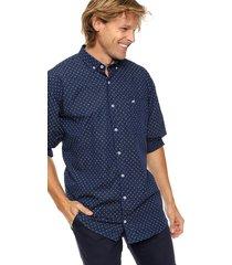 camisa azul scotfield nueva york fu modelo clásico