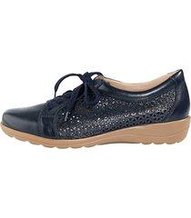 skor caprice mörkblå