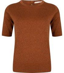 esqualo sweater s/slve f20.03522