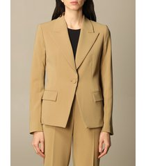 theory blazer theory basic single-breasted jacket
