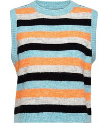 camirs vest vests knitted vests multi/patroon résumé