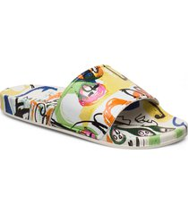 elfreda shoes summer shoes flat sandals multi/mönstrad munthe