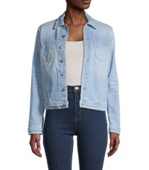 l'agence women's celine slim-fit jacket - belmont - size s