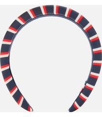 tommy hilfiger women's stripe headband - corporate