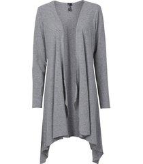 cardigan in jersey (grigio) - rainbow