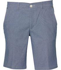 sale - jac hensen short - modern fit - blauw