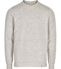 anerkjendt sweater pullover grijs 9220708/0508m