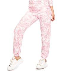 11453 rosado pantalón de bolsillos