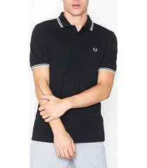 fred perry twin tipped polo shirt piké black