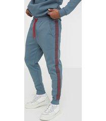 hugo daky203 casual trousers byxor dark grey