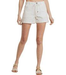 l.t.j. l.t.j utility shorts, size large in optic white at nordstrom