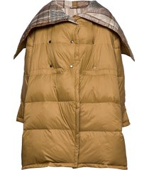 dosy jacket fodrad rock beige holzweiler