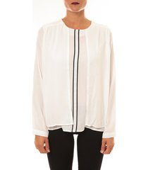 blouse la vitrine de la mode by la vitrine blouse h12 écru