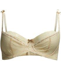 underwire amelie lingerie bras & tops push-up bra beige heidi klum intimates