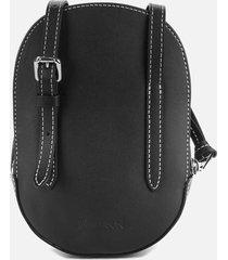 jw anderson women's midi cap bag - black