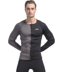 traje de neopreno 3mm buceo surf body natación de invierno sbart 734