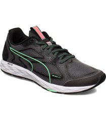 speed 300 racer 2 wn's shoes sport shoes running shoes svart puma
