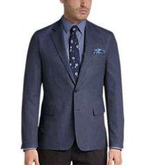 egara navy slim fit featherweight tech sport coat