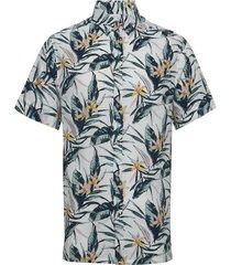 akkian shirt kortärmad skjorta multi/mönstrad anerkjendt