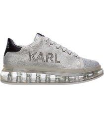 scarpe sneakers donna camoscio kapri kushion capsule