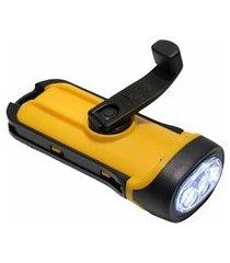 lanterna recarregável dyno dínamo potente led 310680 ntk