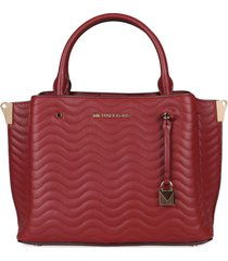 michael michael kors arielle leather handbag