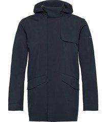 alph mech stretch jacket tunn jacka blå j. lindeberg