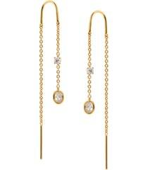 ava nadri threader earrings, created for macy's