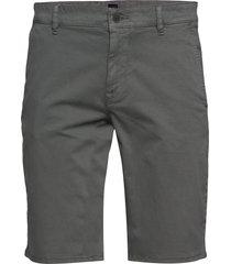 schino-slim shorts shorts chinos shorts grå boss