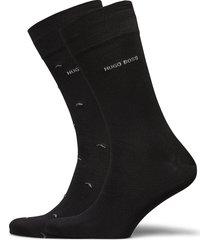 2p rs minipattern mc underwear socks regular socks svart boss