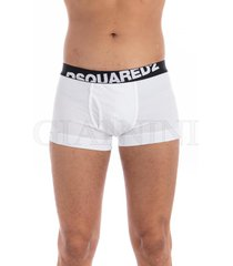 twin pack logo boxer