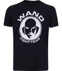 camiseta venum wand victory light - masculina - preto