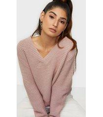 object collectors item objcanice l/s knit pullover pb8 stickade tröjor