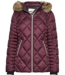 outdoor jacket no wo gevoerd jack paars gerry weber edition