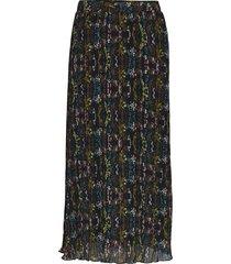 cynthia skirt lång kjol multi/mönstrad minus