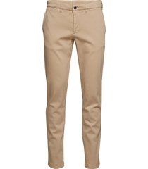 chaze-high stretch chinos byxor beige j. lindeberg