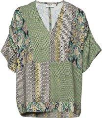 day coast blouses short-sleeved day birger et mikkelsen