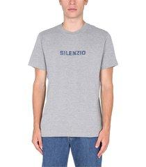 'silence' t-shirt