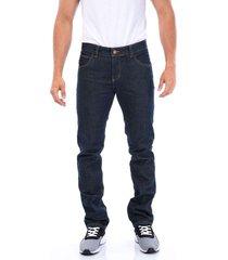 jean slim azul oscuro resinado