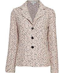 scarlett knit blazer