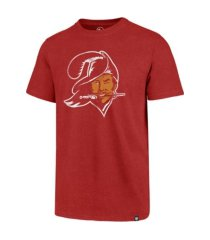 '47 brand tampa bay buccaneers men's throwback club t-shirt