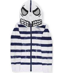 stella mccartney striped hoodie