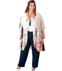 kimono natural portofem roma