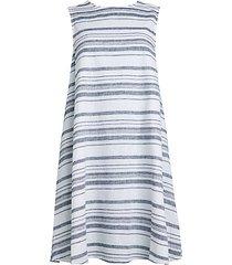 mali draped shift dress